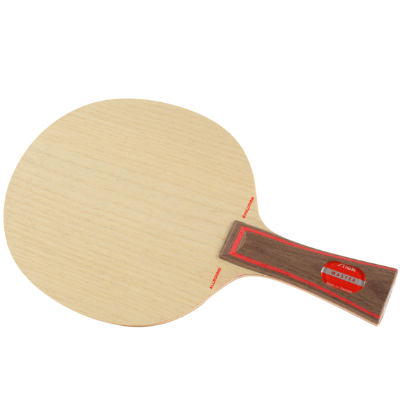 Stiga Allround Evolution Table Tennis and Ping Ping Blade, Choose Your Handle Type
