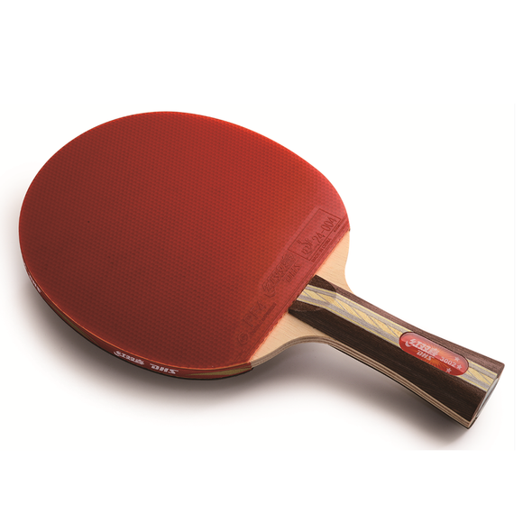 DHS Racket 3002 FL Table Tennis & Ping Pong Racket, Authentic Pure Wood Blade