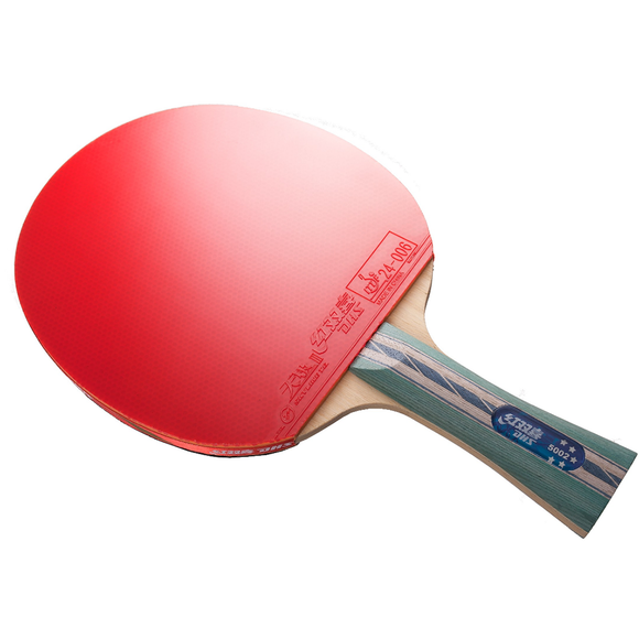 DHS Racket 5002 FL Table Tennis and Ping Pong Racket, 100% Authentic