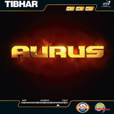 Tibhar Aurus Table Tennis and Ping Pong Rubber, Choose Your Color and Thickness