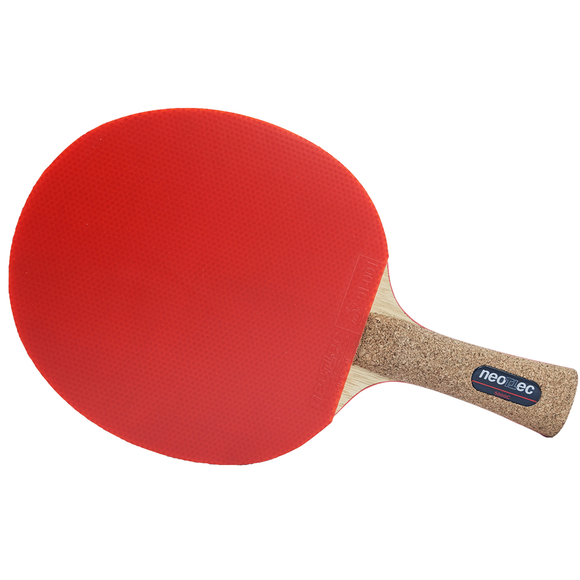 Neottec 5000C Tabel Tennis and Ping Pong Racket, FL Handle Type, 100% Authentic!