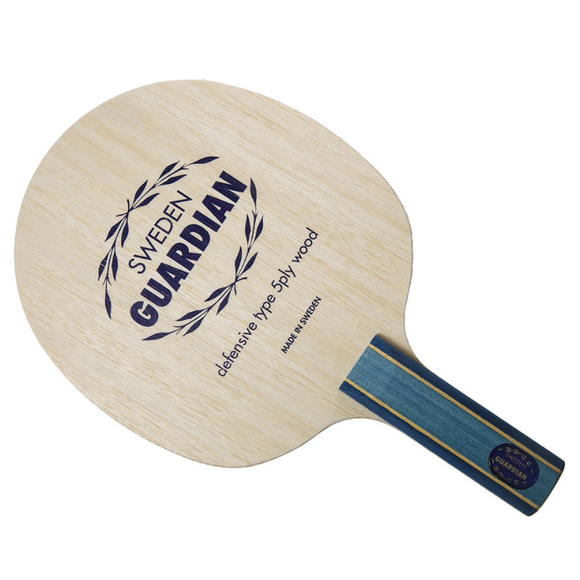 Yasaka Sweden Guardian Table Tennis and Ping Pong Blade, Choose Your Handle Type