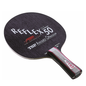 TSP Reflex-50 Award Off Table Tennis & Ping Pong Blade, Choose Your Handle Type
