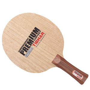 Tibhar Samsonov Premium Contact Table Tennis & Ping Pong Blade, Pick Handle Type