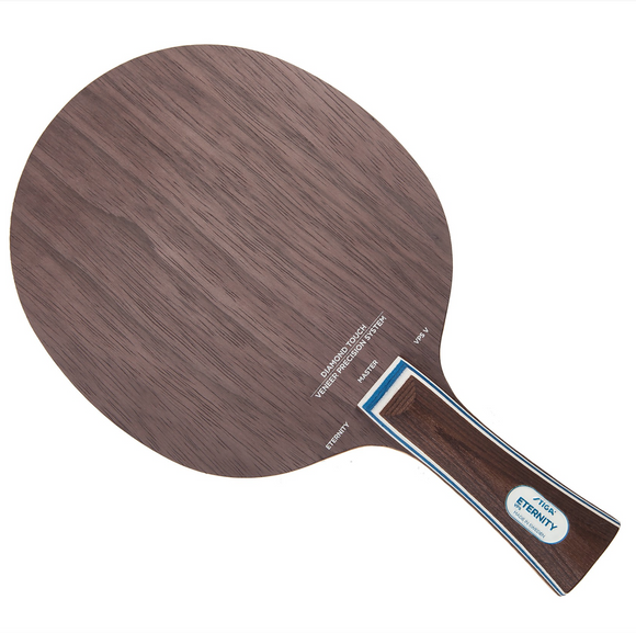 Stiga Eternity VPS V Table Tennis and Ping Pong Blade, Choose Your Handle Type