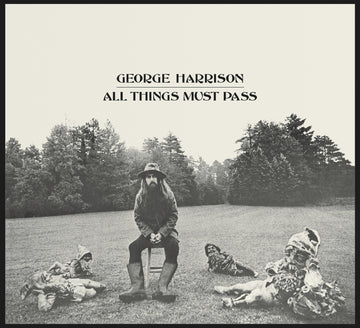 All Things Must Pass 3 LP - George Harrison