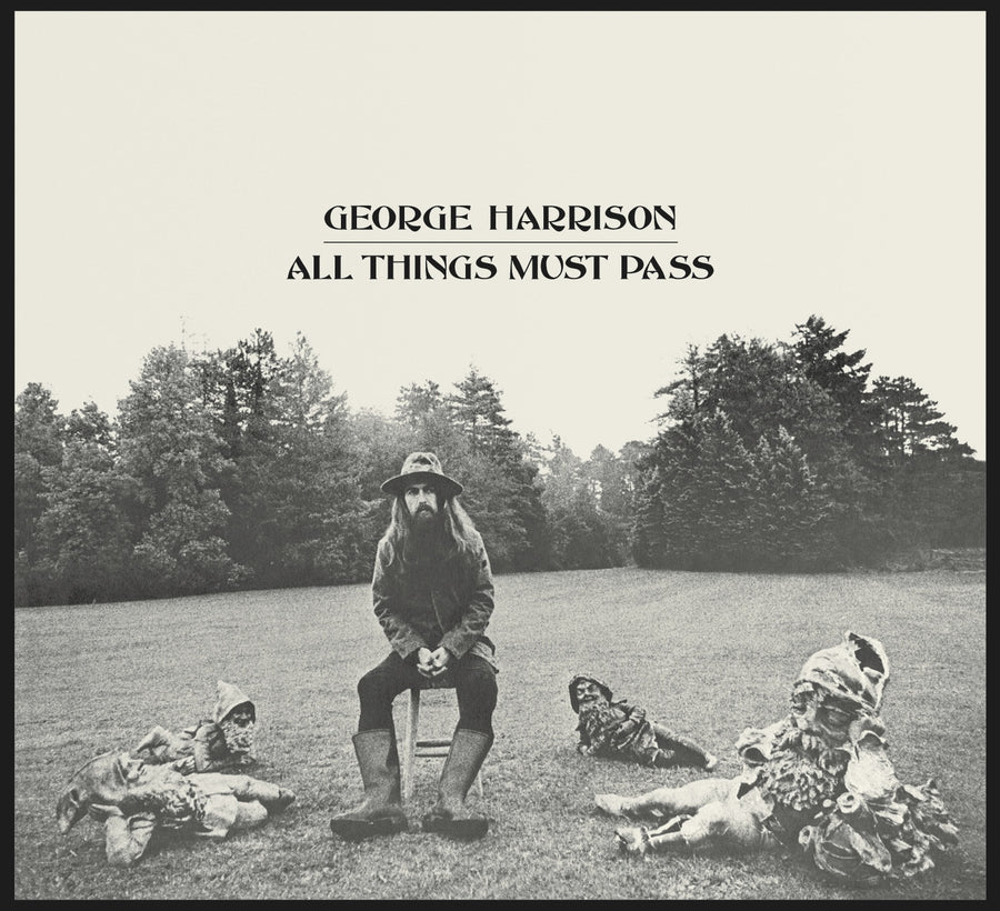 All Things Must Pass CD 2 Disc - George Harrison Shop
