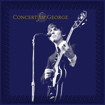 Concert for George 2CD/Blu Ray Combo - George Harrison Shop