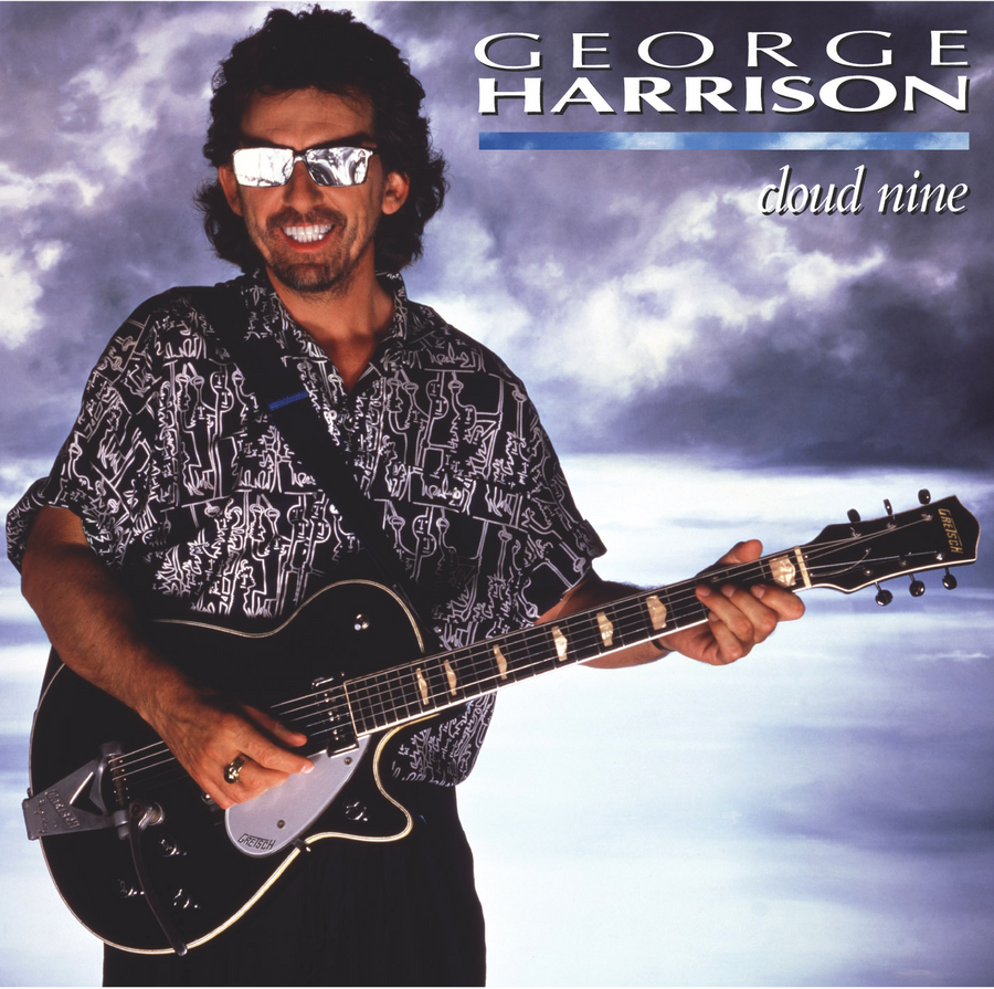 Cloud Nine LP - George Harrison Shop