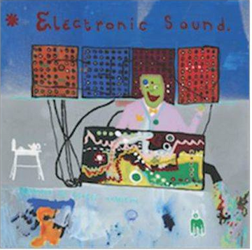 Electronic Sound Litho - George Harrison
