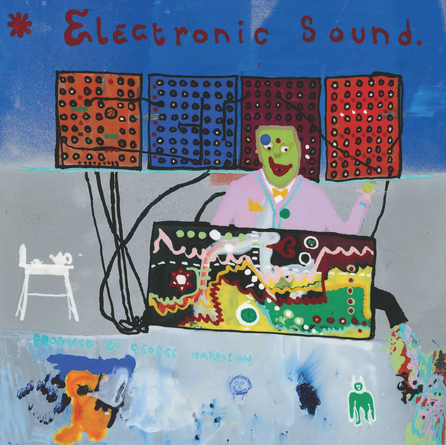 Electronic Sound LP - George Harrison Shop