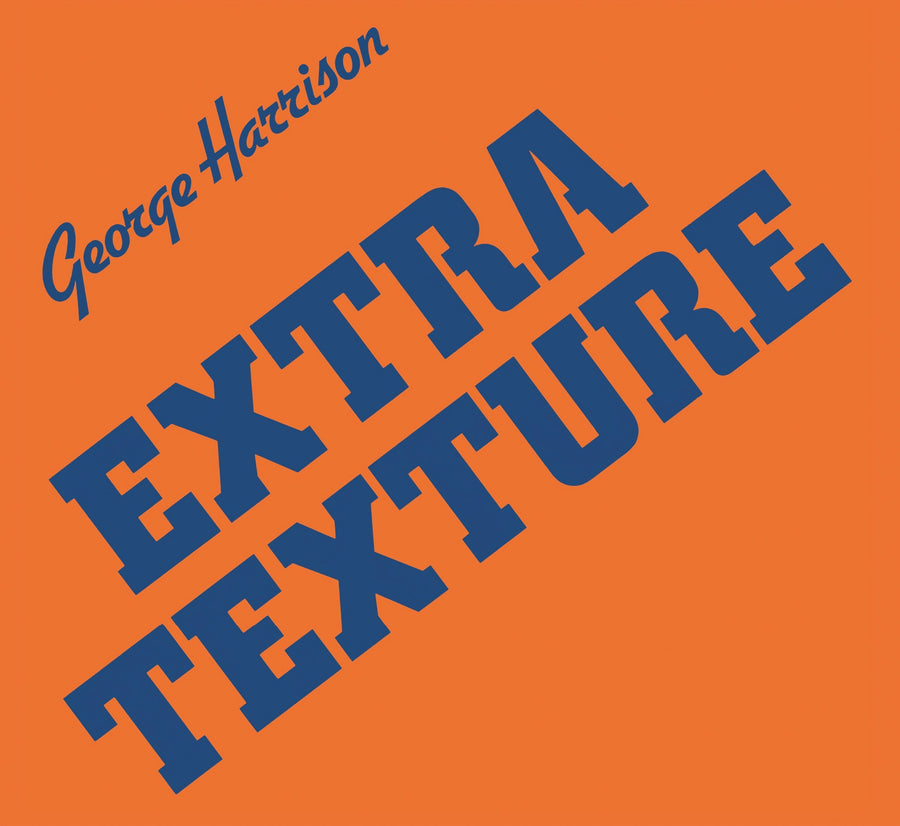 Extra Texture CD - George Harrison Shop