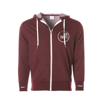 Dark Horse Records Zip Hoodie - George Harrison Shop