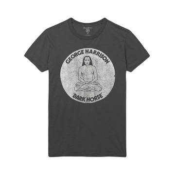Dark Horse Babaji Shadow Tee - George Harrison Shop