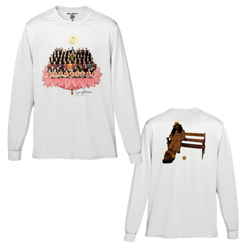 Dark Horse Long Sleeve - George Harrison Shop