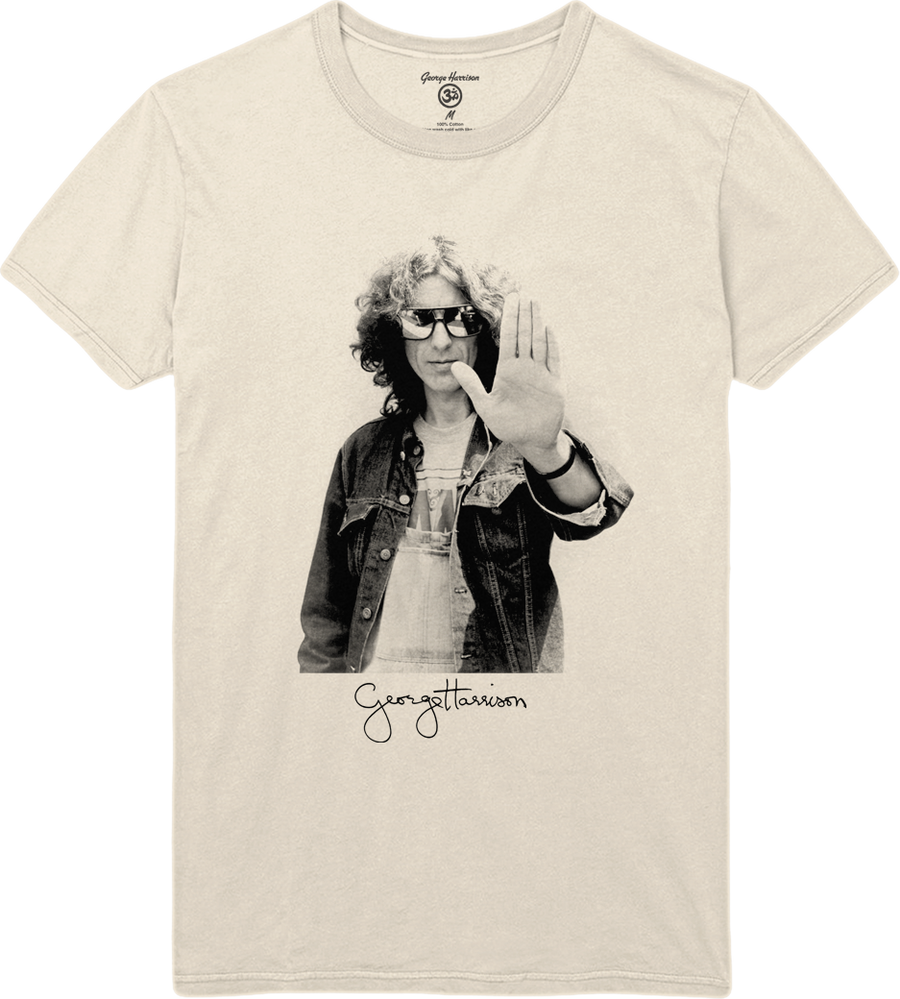 Hand Tee - George Harrison Shop