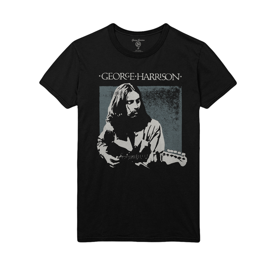 George Harrison Portrait Tee - George Harrison Shop