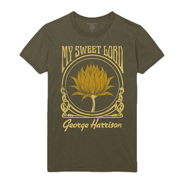 My Sweet Lord T-Shirt - George Harrison Shop