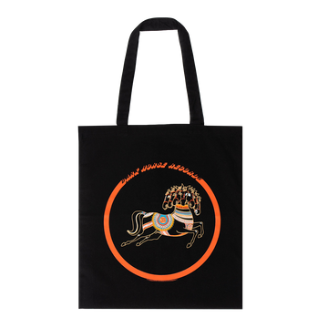 Dark Horse Tote Bag - George Harrison Shop
