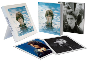 Living in the Material World DVD + CD Deluxe - George Harrison Shop