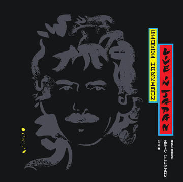 Live in Japan LP - George Harrison Shop