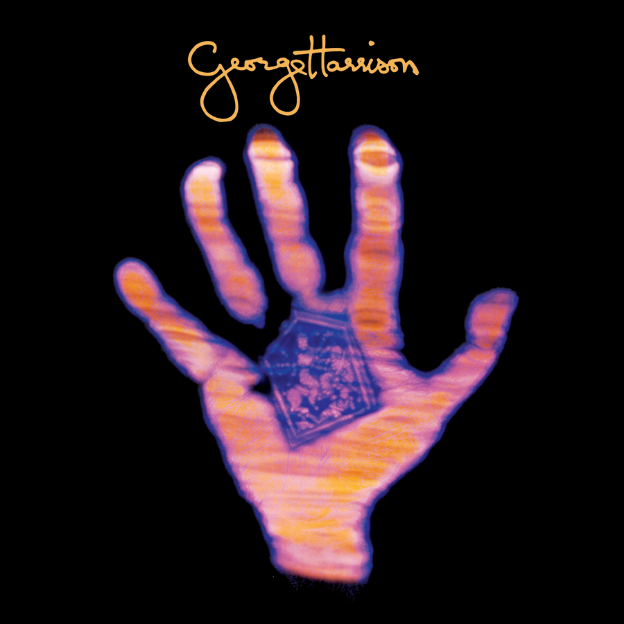 Living in the Material World CD - George Harrison