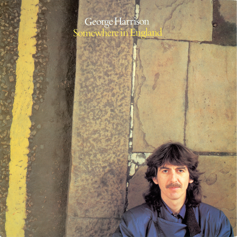Somewhere in England CD - George Harrison