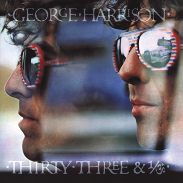 Thirty Three & 1/3 LP - George Harrison