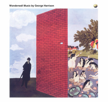 Wonderwall Music LP - George Harrison