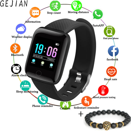 Smartwatch Hero Band 3 B57 Relógio Inteligente ios android