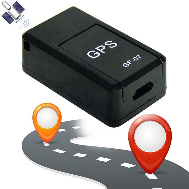 MINI RASTREADOR GPS EM TEMPO REAL