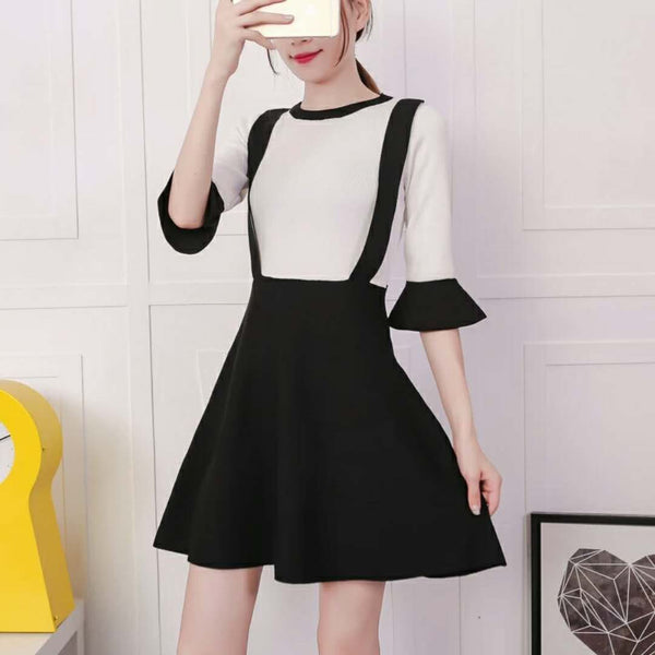 MINI DRESS RAJUT