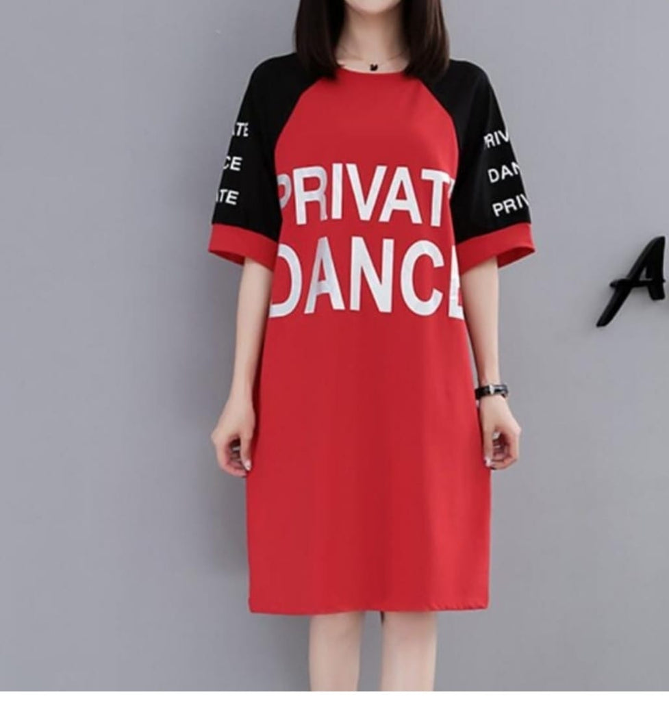 "DRESS "" PRIVATE DANCE"""