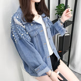 JAKET DENIM HORSE