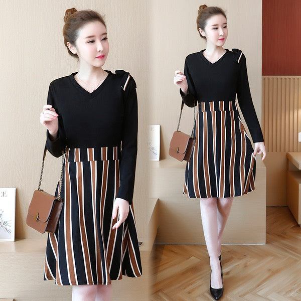 DRESS BROWN GARIS