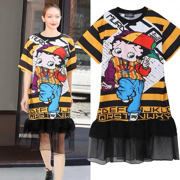 DRESS BETTY BOOP