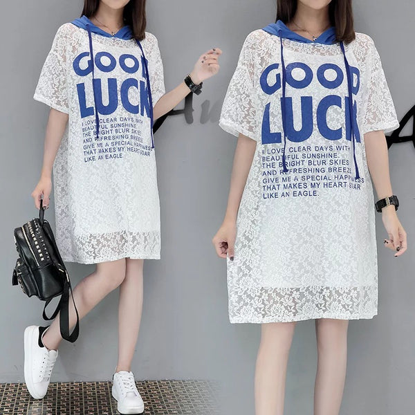 DRESS LUCK WHITE