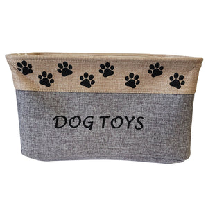 Dog Toy Storage Container