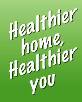 Healthier Home Healthier You (formerly Trying for our health)