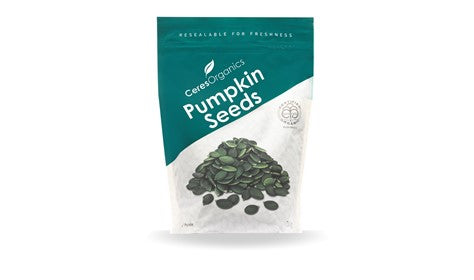 Pumpkin Seeds 300g - Ceres Organics