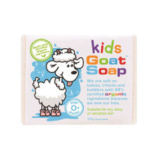 Goat Soap - Kids organic 100g