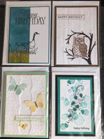 Handmade Cards bundle - Fundraising for Can Assist Finley (Click the style button to see bundles available)