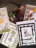 Handmade Cards bundle - Fundraising for Can Assist Finley (Images show current bundles available)
