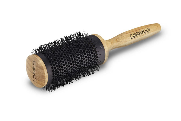 Bamboo Thermal Hair Brush - by Giovanni