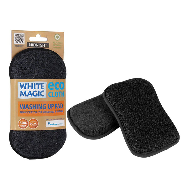 White Magic Washing Up Pad - Midnight