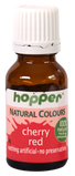 Hoppers Natural Colouring 20g - Red