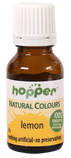Hoppers Natural Colouring 20g - Yellow