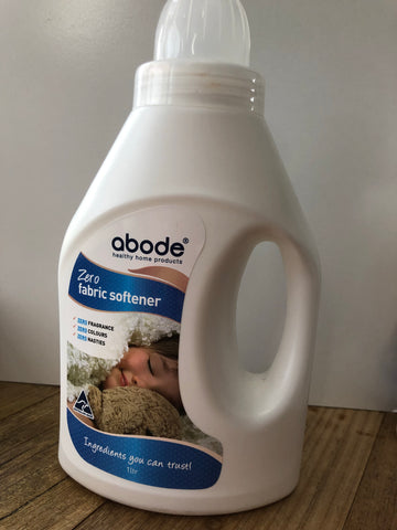 Abode Fabric Softener 1L - Zero