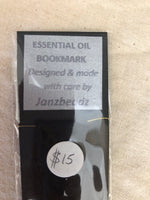 Janzbeadz Essential Oil Bookmark