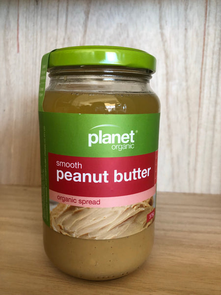 Planet Organic Peanut Butter